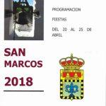 Fiestas San Marcos - Sobradiel 2018