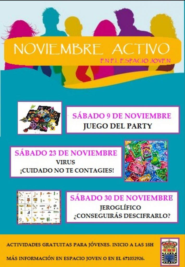 Noviembre Activo
